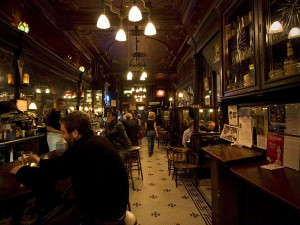 Inside New York's Old Town Bar