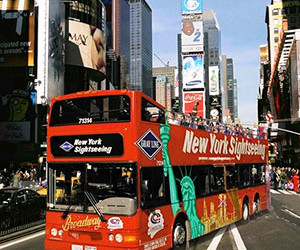Hop On Hop Off Tour New York