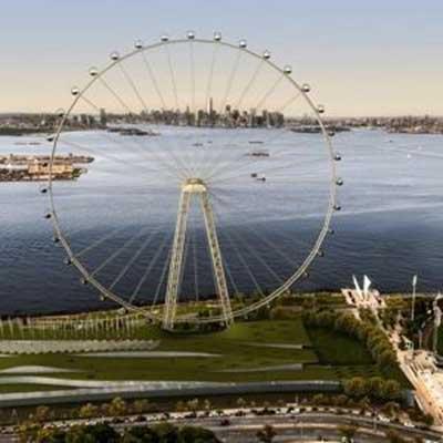 New York krijgt 's werelds grootste reuzenrad