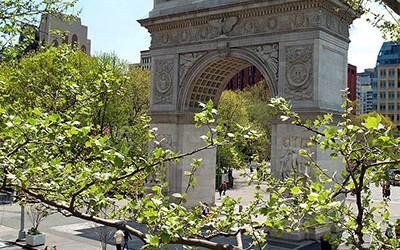 Washington Square Park appartement