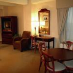 Edison hotel suite