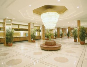 Pennsylvania hotel New York Lobby
