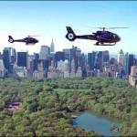 Helikoptervlucht NYC