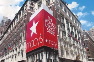 Shoppen Macys New York