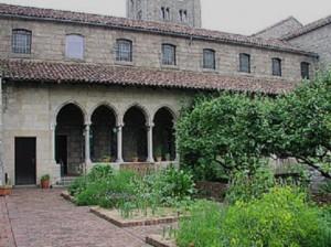 De tuinen van The Cloisters Museum