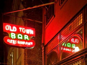 New York's Old Town Bar