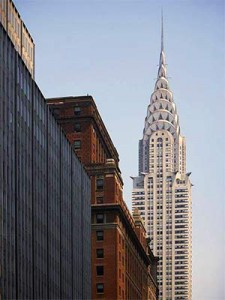 The Chrysler Building bezoeken