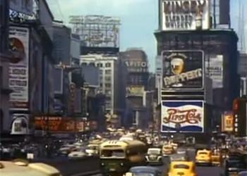 Stedentrip naar New York in de jaren 40