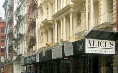 Appartement huren in SoHo New York