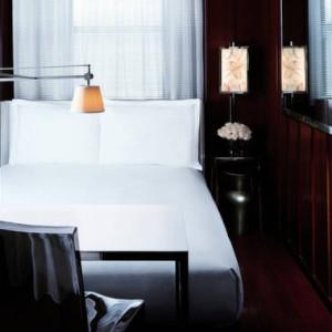 Hudson Hotelkamer New York