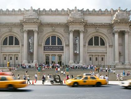 Goedkoop naar een Museum in New York