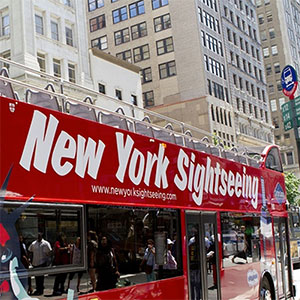 New York City Hop-on Hop-off Bus Tour