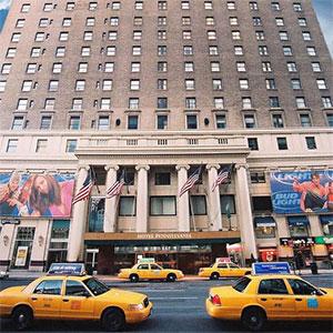 Pennsylvania hotel New York