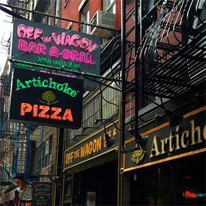Gastronomische tour door West Village, New York