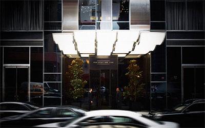 Luxe Hotel in New York boeken