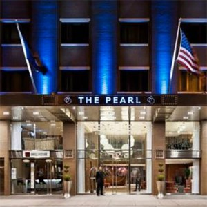 The Pearl Luxe Hotel in New York City