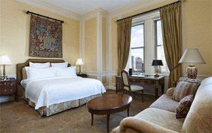 Waldorf Astoria Hotelkamer