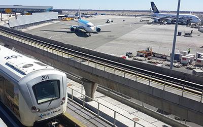 Vliegtickets naar New York