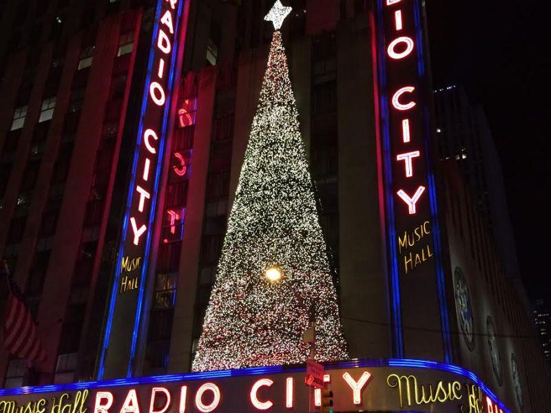 Fietstour Kerst in New York