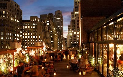 Boutique Hotel in New York Boeken