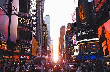 Het weer en klimaat in New York
